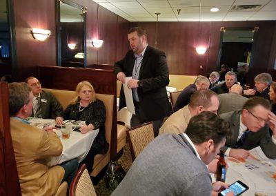 Johnston Economic Development Annual Meeting 2020