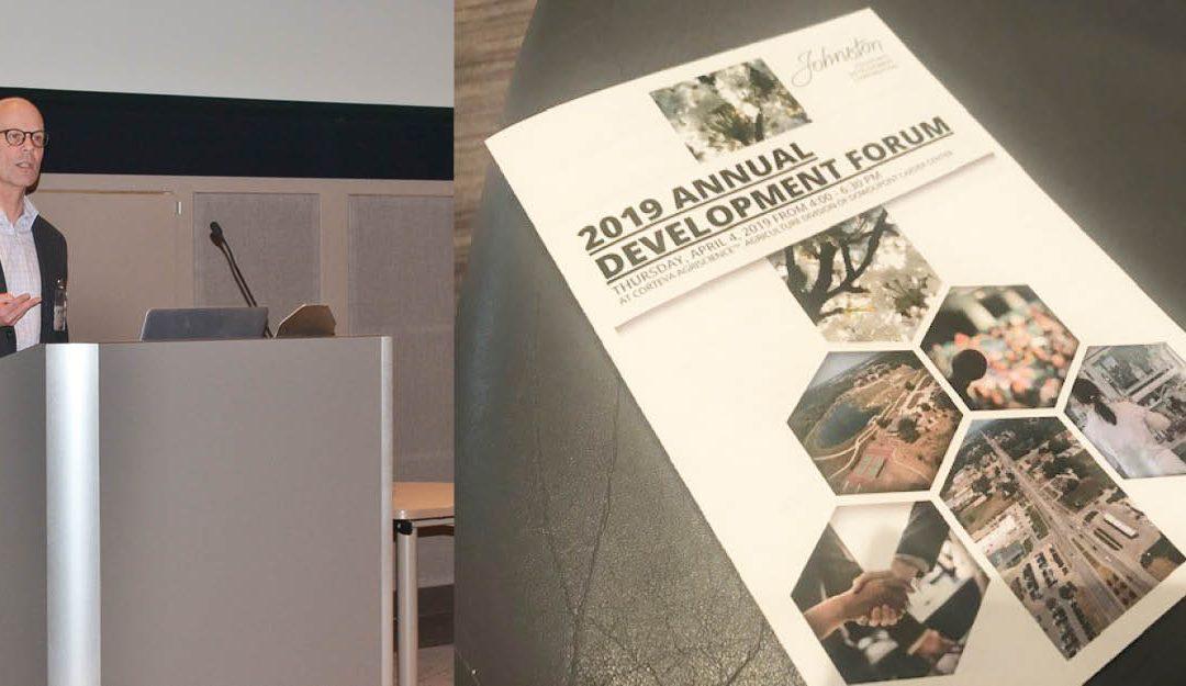 Annual Development Forum Provides Valuable Insights