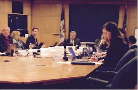 IEDA Board Action