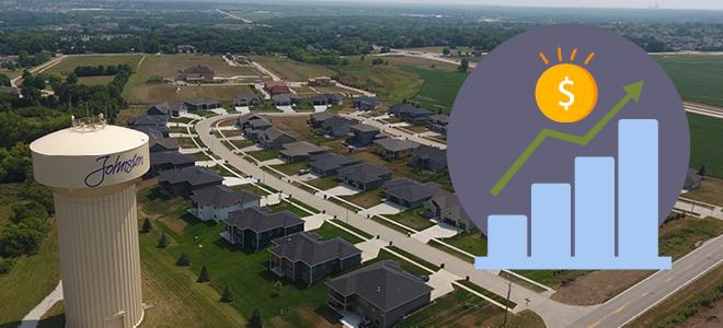 Sales Tax Vote Johnston Iowa