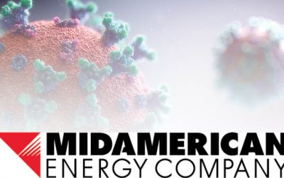 Acknowledging Great Efforts from Member MidAmerican Energy During COVID-19 Pandemic