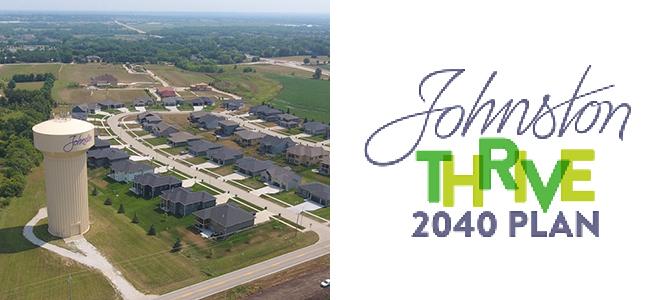 Johnston Thrive 2040 Comprehensive Update