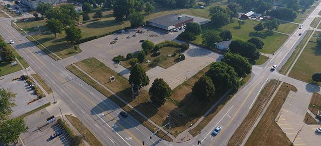 Johnston Iowa Town Center Development