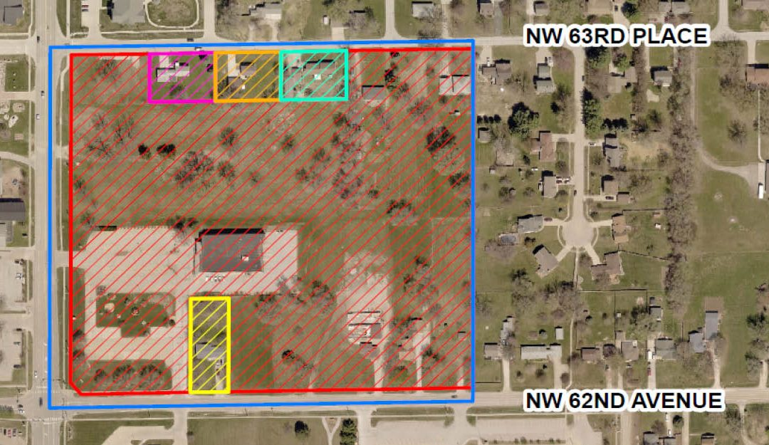 Johnston Town Center Zoning Advances