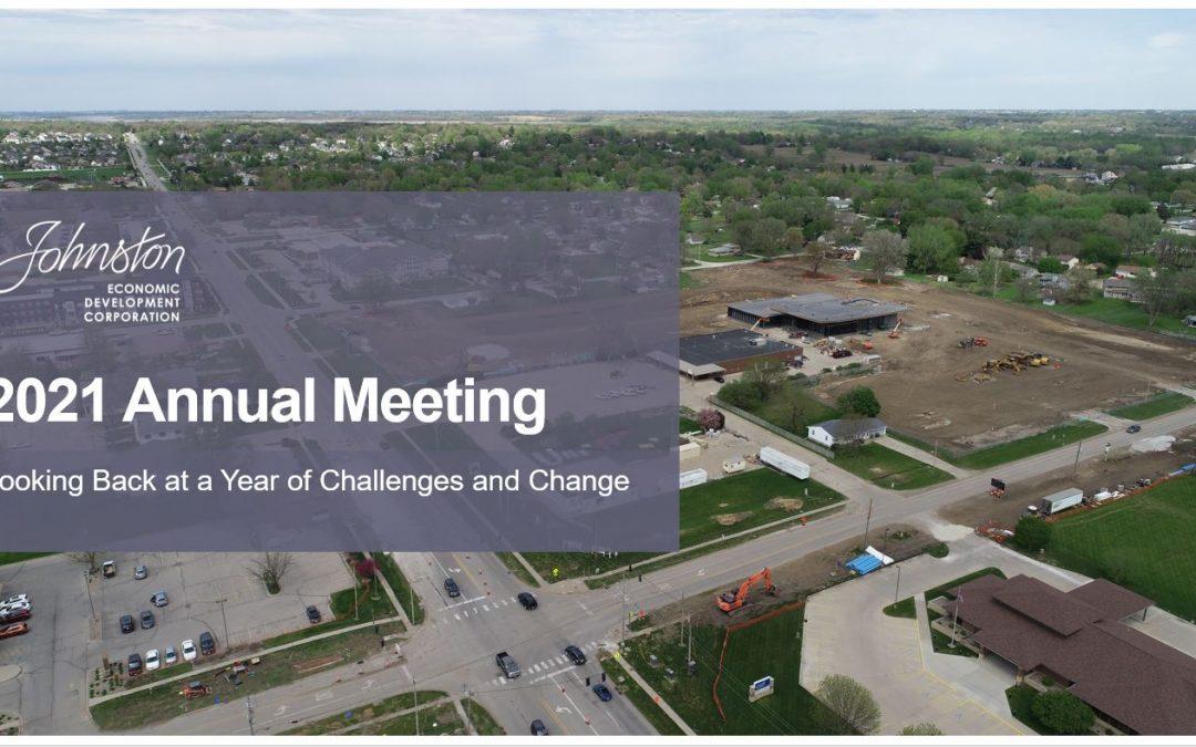 Virtual Annual Meeting: Recording & Event Recap
