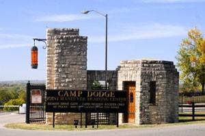 camp dodge