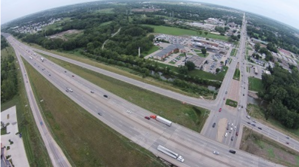 merle hay road gateway development project